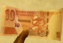 Photo of Zimbabwe dollar fall further in fourth foreign currency auction