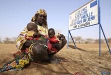 Photo of Burkina Faso's humanitarian crisis