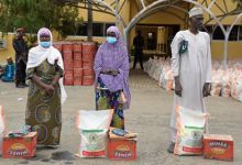 Photo of FG distributes 540 bags of palliatives to disabled people in Abuja