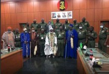 Photo of Saki King Wants Buratai To Upgrade Military Unit To Full Brigade