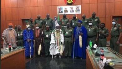Photo of Saki King Wants Buratai To Upgrade Military Unit To Full Brigade