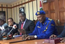 Photo of CS and IG appear before Senate over lawmakers arrests
