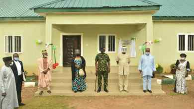 Photo of NYSC: DG unveils new office, asks staff to shun unethical practices.