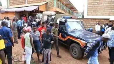 Photo of Eight shot dead in Nairobi