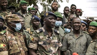 Photo of Mali: Military bows to pressure,settles for 12months transitional govt