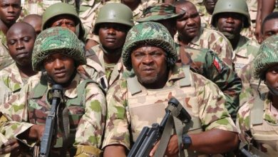 Photo of Three killed, two injured as troops neutralise eight terrorists