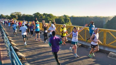 Photo of The Victoria Falls marathon is going virtual
