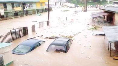 Photo of Flood kills 25, washes 3,500 houses, 2,000 farmlands in Bauchi