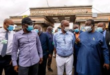 Photo of Sanwo-Olu calls for safety conscious as train hit cars in Lagos
