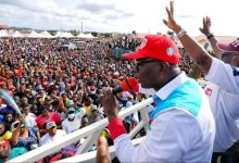 Photo of Akeredolu's great work in Ondo State deserve second term – Sanwo-Olu