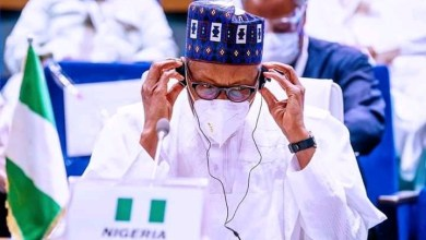 Photo of Resist tenure elongation – Buhari urges ECOWAS leaders