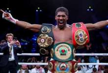 Photo of Joshua to defend titles against Pulev