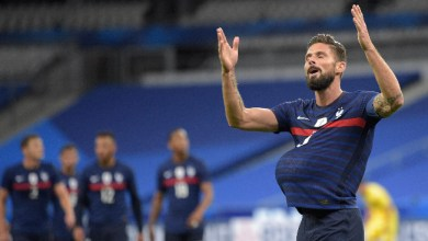 Photo of Giroud is France's second-highest goalscorer