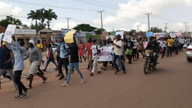 Photo of #EndSARS: Delta calls for peaceful protests, refrains brute force