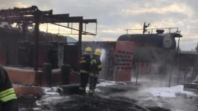 Photo of Lagos Gas Explosion: Sanwo-Olu vows to take stiffer measures
