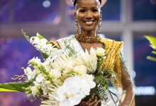 Photo of Limpopo village girl crowned Miss SA 2020