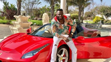 Photo of Ginimbi is in small town Bulawayo to flaunt his Ferrari