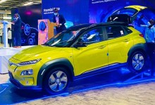 Photo of Sanwo-Olu unveils Nigeria's first electric car in Lagos