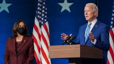 Photo of US decides: We may be opponent but not enemies- Biden to Trump