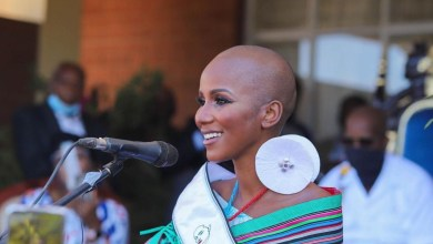 Photo of Miss SA shows off Venda culture during homecoming tour