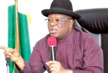 Photo of Defection: Umahi left for personal reasons – PDP voice out