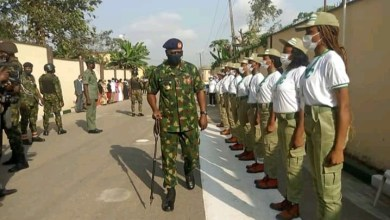 Photo of NYSC: DG advises Corp members to be security conscious