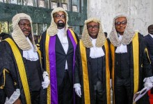 Photo of 72 eminent practitioners conferred Senior Advocate of Nigeria