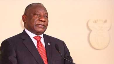 Photo of Ramaphosa vows to deal with inequality, racism in South Africa