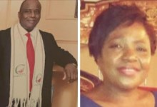 Photo of US Based Nigerian Doctor, wife reportedly found dead in Texas