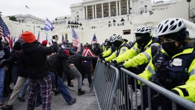 Photo of Invasion: Disgraceful scenes in US Congress, says Boris Johnson