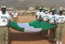 Photo of NYSC camp: DG advises on creativity, self-employment