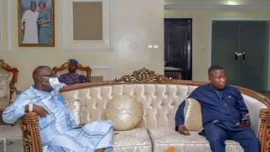 Photo of Soji Akanbi Visits, Sympathizes With Sunday Igboho