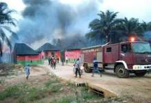 Photo of Gas explosion kill 5 in Delta