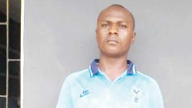 Photo of Police picked Church ex-guard for stealing offering box