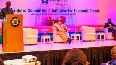 Photo of Sanwo-Olu Attends Bankers Committee Summit