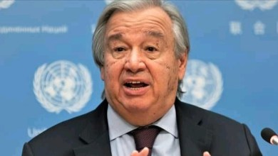 Photo of World must reject racism, says Guterres