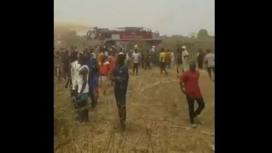 Photo of Breaking: Aircraft belonging to the military crashes in Abuja