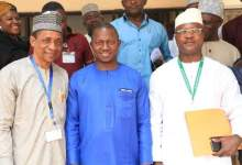 Photo of KOGI Central Senatorial Forum, ICDA, Congratulate DR. Ogbo