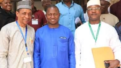 Photo of KOGI Central Senatorial Forum, ICDA, Congratulate DR. Ogbo
