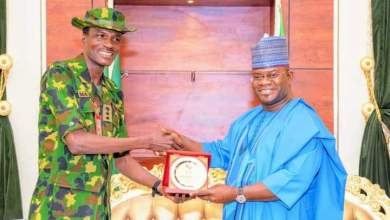 Photo of Col M. A. Maina Commends Yahaya Bello Over Fight Against Insecurity
