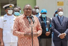 Photo of Stop peddling falsehoods on COVID-19 vaccination- Kenyatta to Kenyans