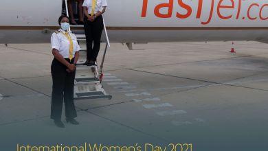 Photo of Fastjet performs all-female flight for international women's day