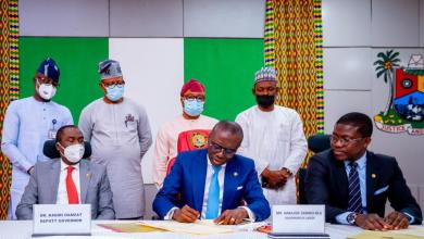 Photo of Sanwo-Olu Signs Anti-Cultism Bill into Law