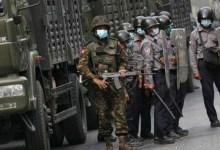Photo of Protest: Military junta declares Martial law over killings in Myanmar