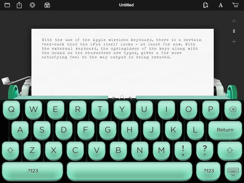Des bruits de machines à écrire augmentent-ils la productivité des journalistes ?
