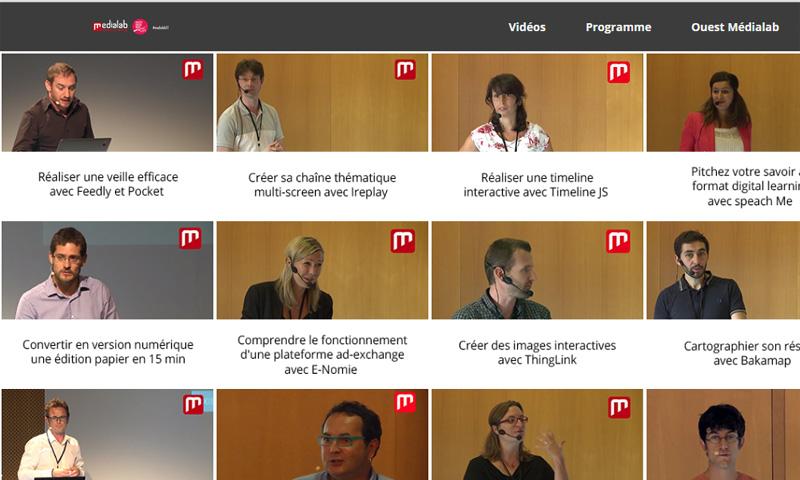 Veille, dataviz, multimedia storytelling… 30 tutoriels en ligne
