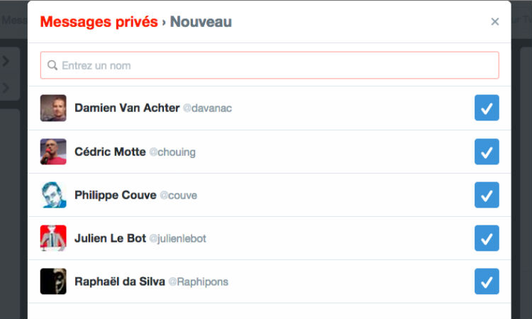 twitter-messagerie-groupes