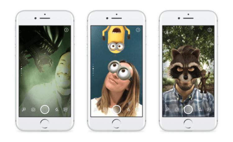 Facebook innove (encore) : politique, crowdfunding, stories et réalité virtuelle