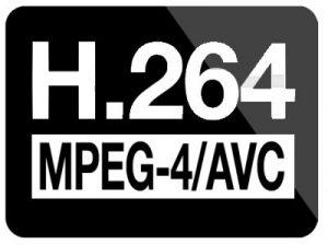 H264 AVC/MP4