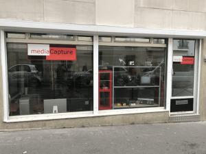 mediaCapture Italie - Paris 13°